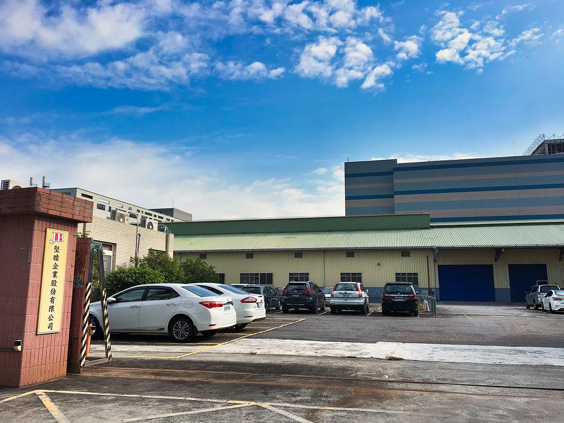 Jawbone Factory entrance
